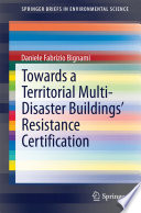 Towards a Territorial Multi Disaster Buildings    Resistance Certification