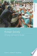 Korean Society Elites To Explain Political Change
