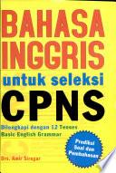 Bahasa Inggris untuk Seleksi CPNS