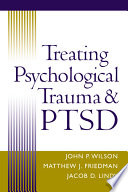 Treating Psychological Trauma and PTSD Book PDF