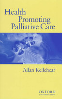 Health Promoting Palliative Care