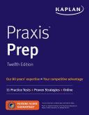 Praxis Prep 2019 2020