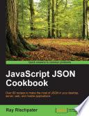 JavaScript JSON Cookbook
