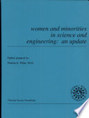 Women and Minorities in Science and Engineering