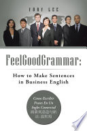 FeelGoodGrammar  How to Make Sentences in Business English