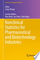Nonclinical Statistics for Pharmaceutical and Biotechnology Industries