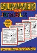 Summer Fun Jumble