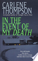In the Event of My Death Book PDF