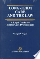 Long term Care and the Law