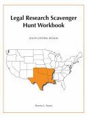 Legal Research Scavenger Hunt Workbook