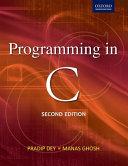 Best Programming in C