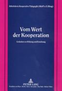 Vom Wert der Kooperation