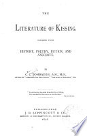 The Literature of Kissing