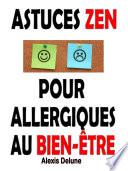 Astuces Zen pour allergiques au bien   tre