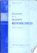 Histoire de la maison Rothschild