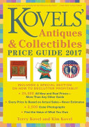 Kovels  Antiques and Collectibles Price Guide 2017