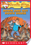 Geronimo Stilton  29  Down and Out Down Under