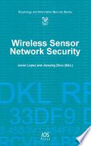 Wireless Sensor Network Security