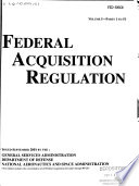 Title 48  Federal Acquisition Regulations System Book PDF