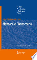 Nanoscale Phenomena