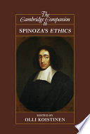 The Cambridge Companion to Spinoza s Ethics