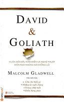 David   Goliath  Cu   c      i      u kinh   i   n v   ngh    thu   t      n ng   nh   ng g   kh   ng l
