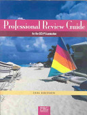 Professional Review Guide for the Ccs P Examination 2004
