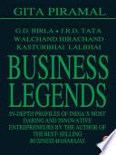 Business Legends