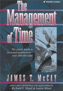 The Management of Time Pdf/ePub eBook