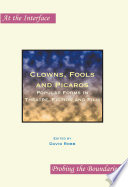 Clowns  Fools and Picaros