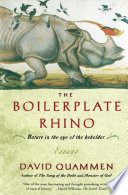 The Boilerplate Rhino : the relationship between human and...