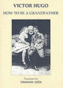 Poems from How to be a Grandfather
