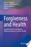 Forgiveness And Health