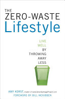 download ebook the zero-waste lifestyle pdf epub