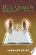 Holy Quran s Judgement   Part 1