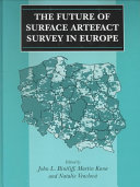 The Future of Surface Artefact Survey in Europe