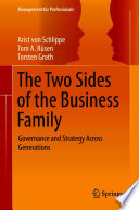 The Two Sides Of The Business Family