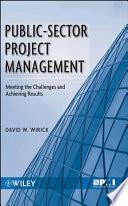 Public Sector Project Management