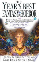 The Year s Best Fantasy and Horror 2008