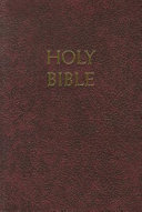 New American Revised Bible