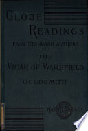 The Vicar Of Wakefield With A Memoir Of Goldsmith By Prof Masson