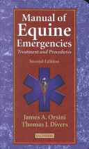 Manual of Equine Emergencies