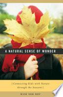 Ebook A Natural Sense of Wonder Epub Rick Van Noy Apps Read Mobile