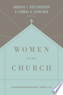 Women in the Church  Third Edition