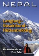 Nepal Langtang Gosainkund H  ttentrekking