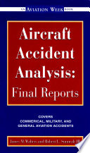 Aircraft Accident Analysis  Final Reports