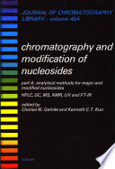 Analytical Methods for Major and Modified Nucleosides   HPLC  GC  MS  NMR  UV and FT IR