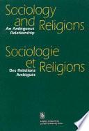 Sociologie Et Religions