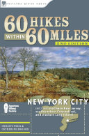 60 Hikes Within 60 Miles  New York City