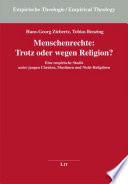 Menschenrechte, trotz oder wegen Religion?